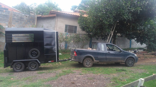 carretas trailers para cavalos - itatiba sp