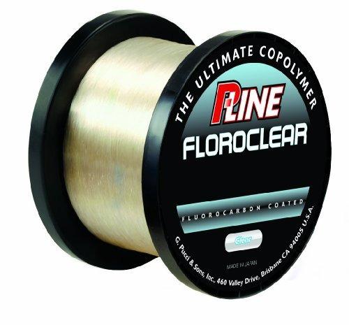 carrete de pesca a granel p-line floroclear (2700 yardas, 30