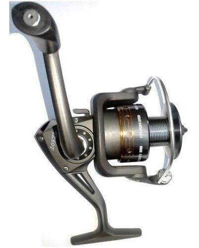 carrete pesca 12 rodamientos rio lago tz60f