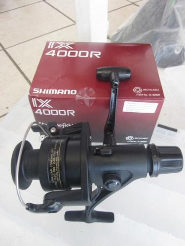 carrete shimano ix 4000r spinning