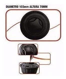 carretel cabezal desmalezadora lusqtoff manual universal
