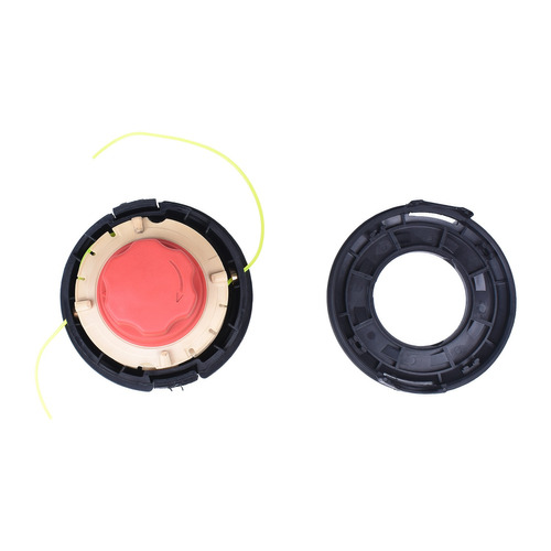 carretel de nylon 130 mm tthe10125f3 toyama