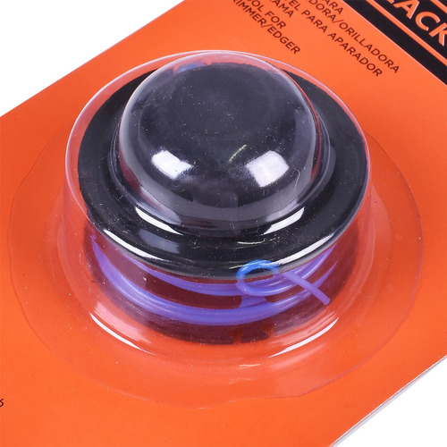 carretel de nylon para aparador 7,5 m a6001-la blackedecker