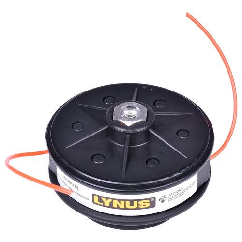 carretel de nylon para roçadeira m2 macrotop