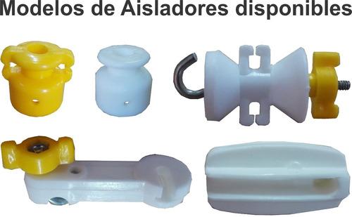 carretel plastico vacio (est. metálica), p/ boyero eléctrico