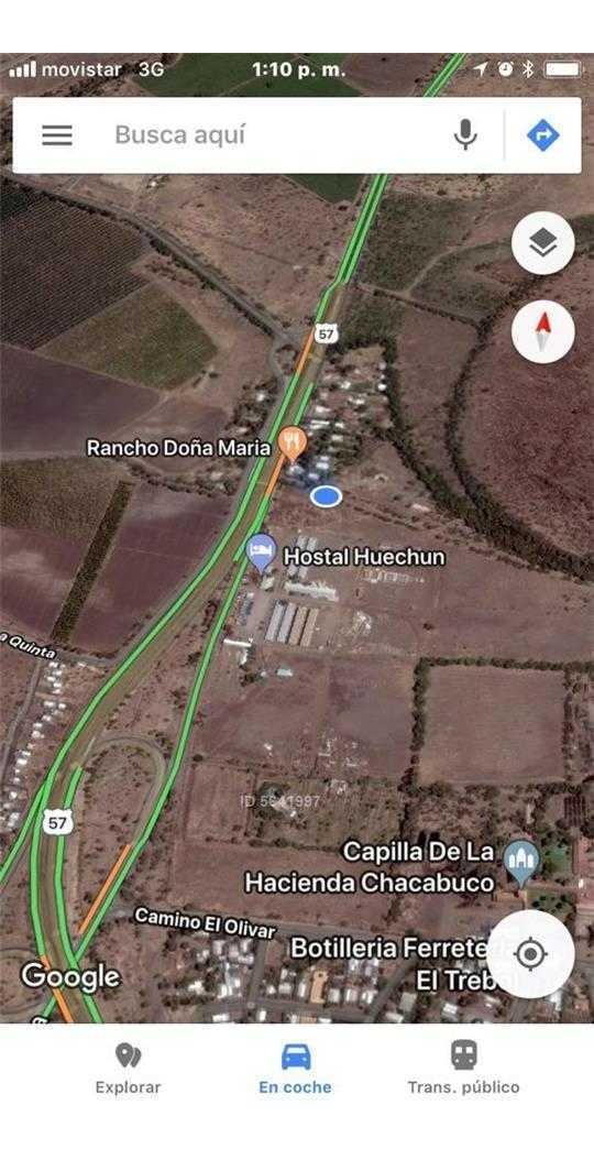 carretera general san martín nueva, colina - sitio km 51