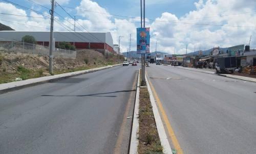 carretera pachuquilla - la providencia