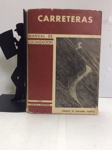 carreteras, manual de localización, carlos e. martinez