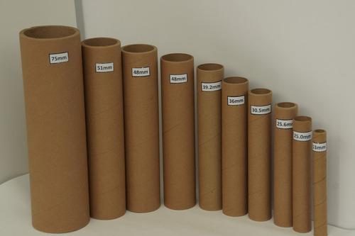 carretes de carton