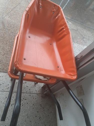 carretillas de construcción de 100 litros
