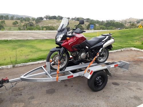 carretinha  especial para motos grandes