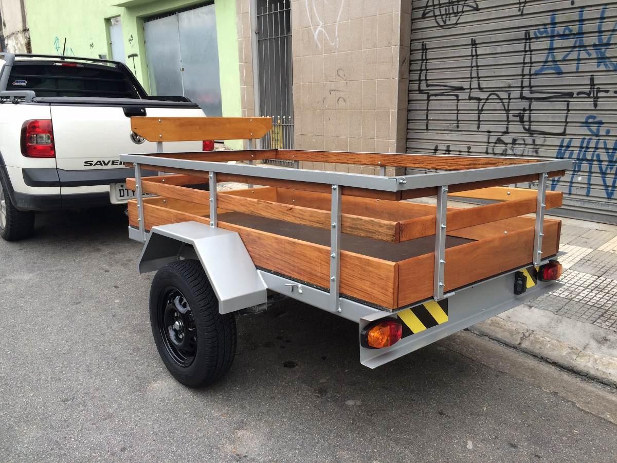 Buscar Carros Baratos >> Carretinha Fazendinha - Carreta 2,00 X 1,10 0km 2018 - R$ 2.200 em Mercado Libre
