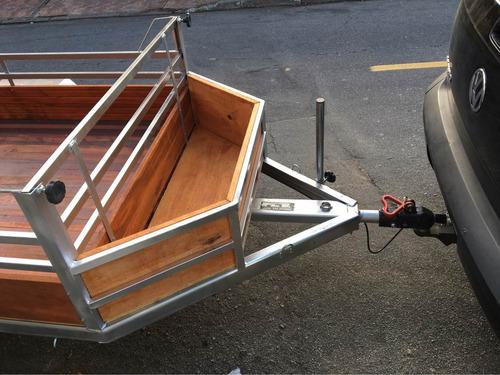 carretinha fazendinha com bau 0km ou carreta carga e moto