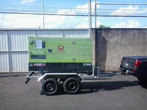 carretinha gerador de energia a partir 6500