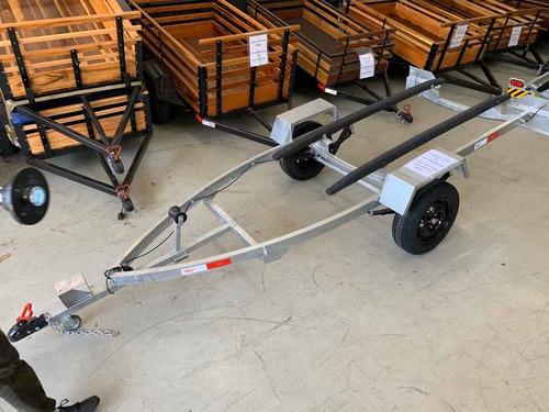 carretinha para jet ski galvanizada a fogo - carreta jet ski