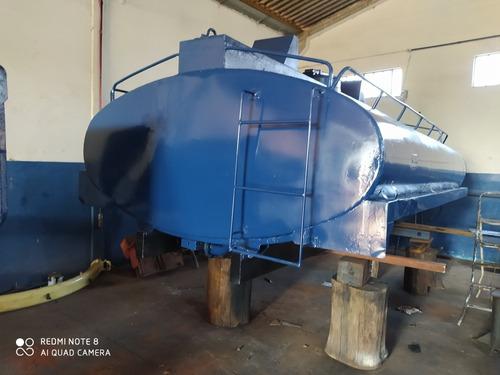 carretinha tanque