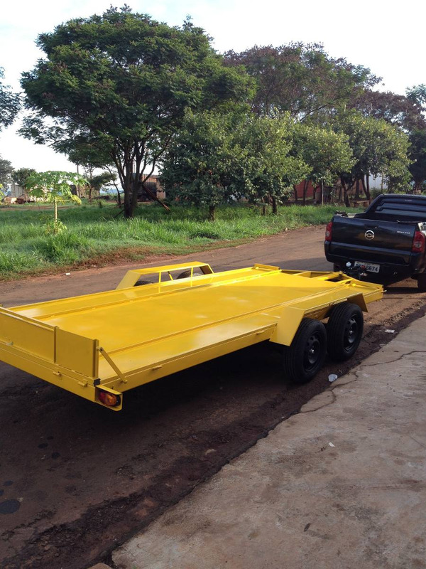 carretinha transporte de carro veiculos