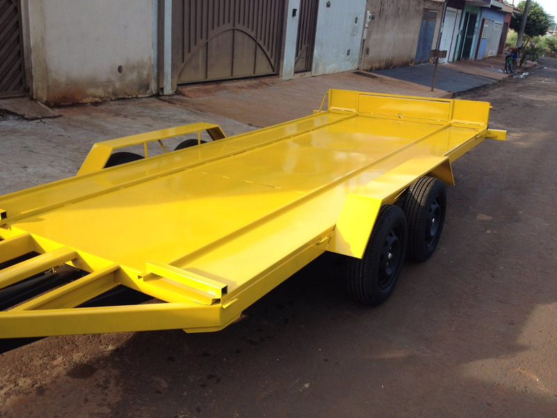 carretinha transporte veiculo carro caminhonete