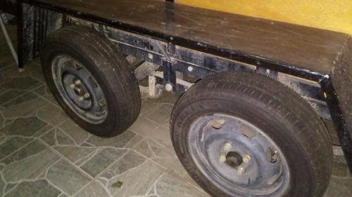 carretinha truck 1,2 toneladas
