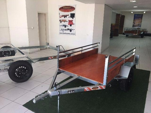 carretinhas reboques carga moto 1,20x2,00 carretinha reboque