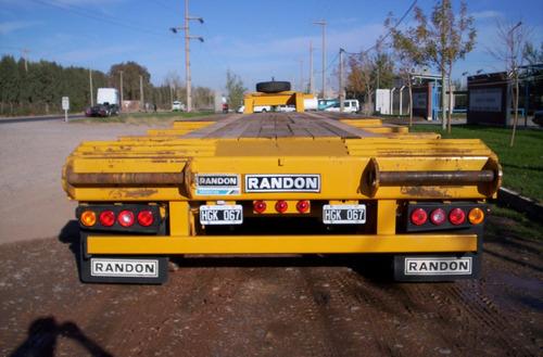 carretón randon 3 ejes 2008