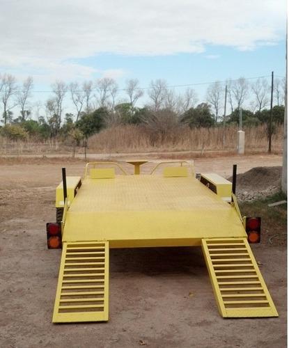 carreton trailers balancin de 4tn