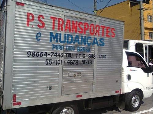 carretos / mudanças / fretes / para todo brasil 11946730395