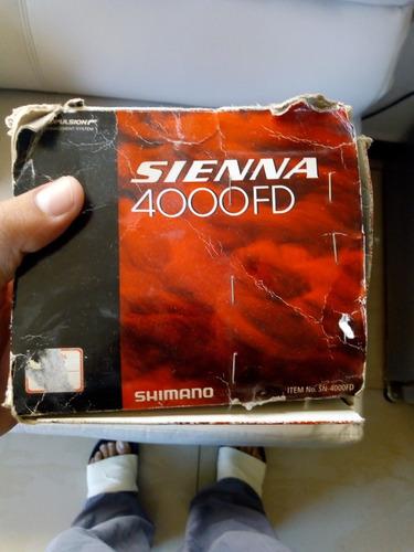 carrette shimano 4000 fd nuevo