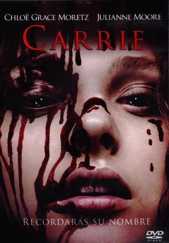 carrie 2013 chloe grace moretz pelicula dvd