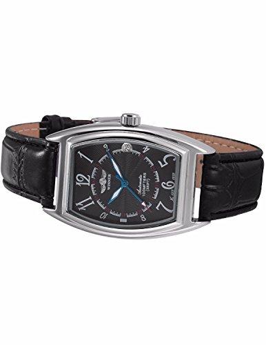 Carrie Hughes Reloj Dorado Automatico Para Hombres Steampunk ... 05f9d89f041d