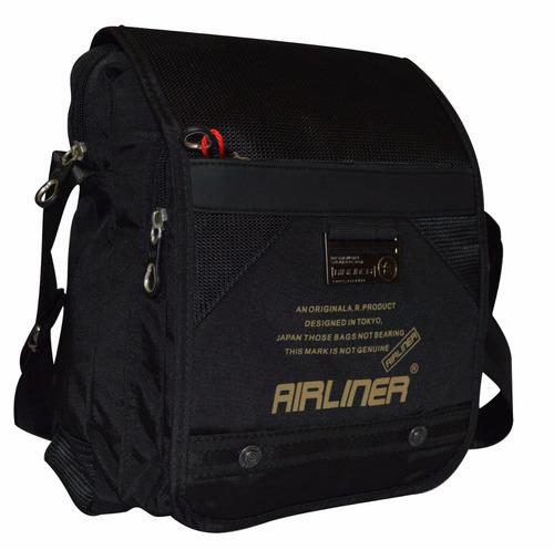 carriel maletin air liner original maleta manos libres