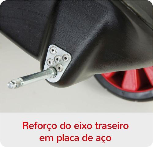 carrinho andador policar® pró - 7478