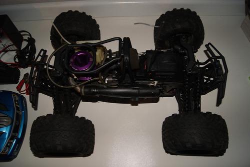 carrinho automodelo hpi savage x 4.6 combustão