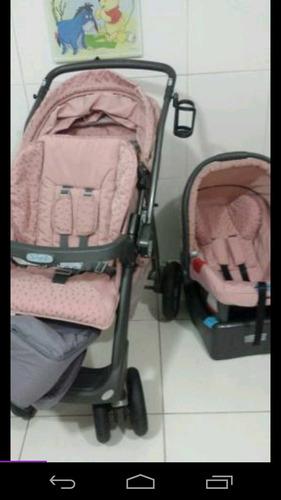 carrinho bebe burigotto usado