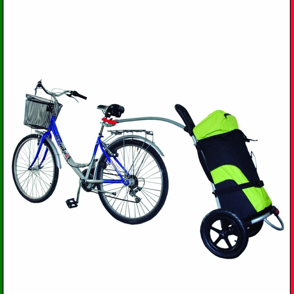 310ba5b346 Carrinho Compras Bolsa Carregar Mochila Bike Trailer Urbano
