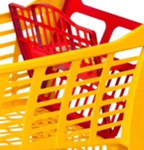 carrinho compras infantil patati patatá market - magic toys