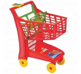 37035a35ea Carrinho De Compras Infantil - Brinquedos e Hobbies no Mercado Livre ...