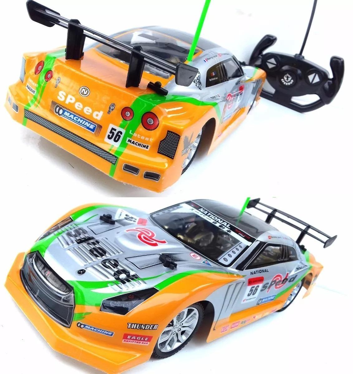 8e92ec4280d Carrinho Controle Remoto Drift Speed Art Brink Damadores