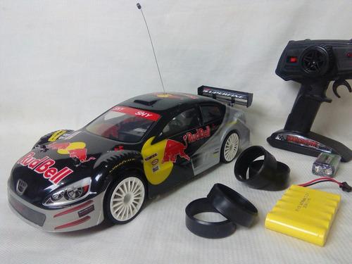 carrinho controle remoto rc drift stock car 4x4 automodelo