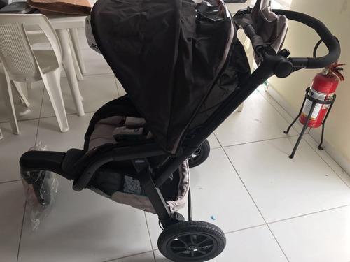 carrinho de bebê active novo pronta entrega pode retirar