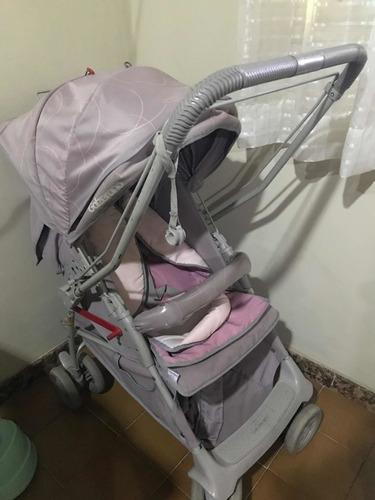 carrinho de bebê + bebe conforto