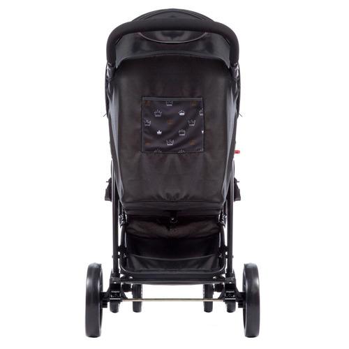carrinho de bebê cosco travel system nexus kdd-6798 - preto