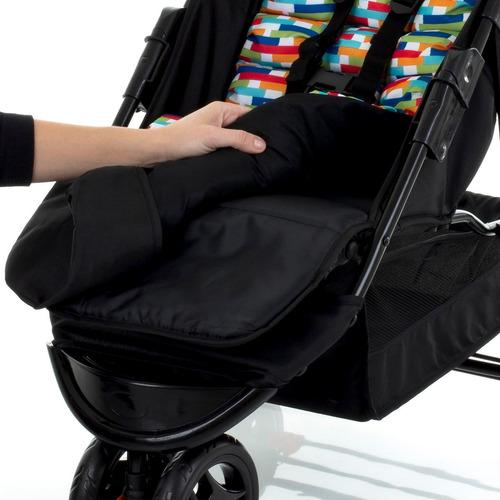 carrinho de bebê delta colorê - voyage