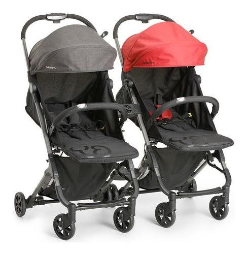 carrinho de bebê duolee para gemêos - galzerano