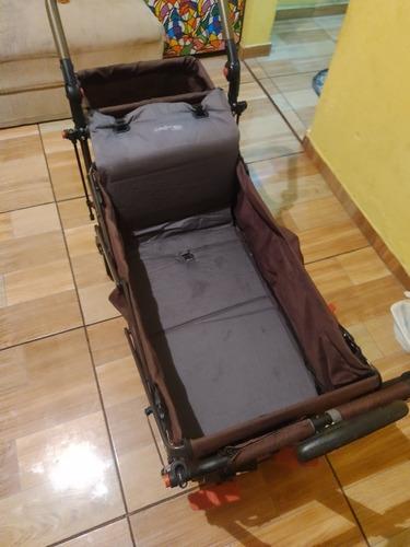 carrinho de bebê e passeio dobrável crotecwagon