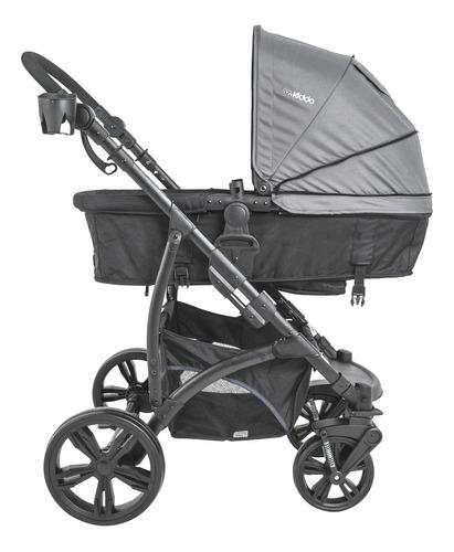 carrinho de bebê explore grafite - kiddo