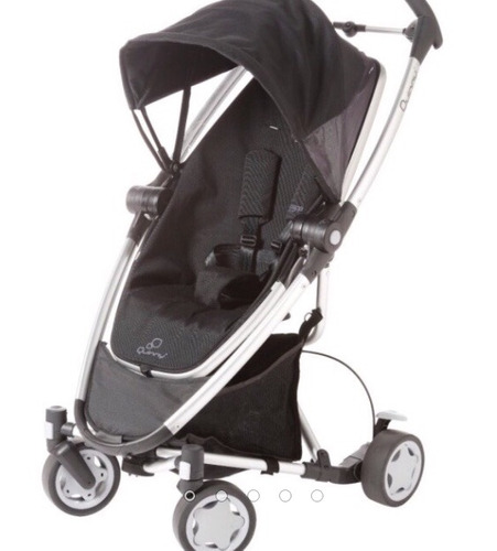 carrinho de bebê quinny zap semi novo