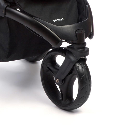 carrinho de bebê travel system infanti off road duo onyx