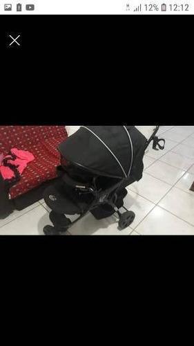 carrinho de bebê unissex três rodas
