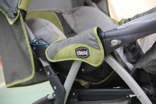 carrinho de bebe chicco key fit usado
